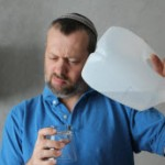 How to pour water